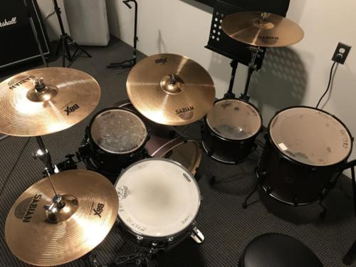room 5 drums 2